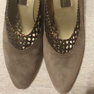 Sesto Meucci Low Pump Heel Size 6.5M Made in Italy